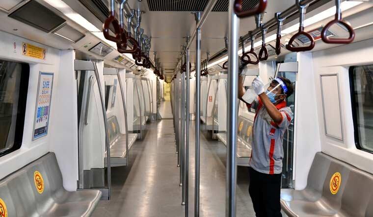 مقابله با کرونا در حمل و نقل عمومی اسلواکی