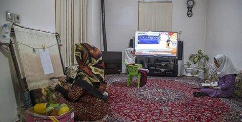برنامه دروس مقاطع مختلف تحصیلی در مدرسه تلویزیونی ایران