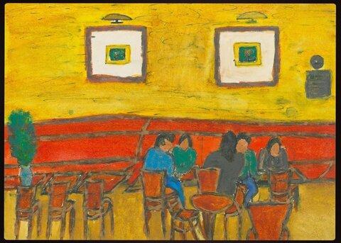 پرسه در کافههای نادری