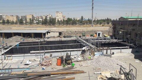 بهرهبرداری از نخستین و بزرگترین تصفیهخانه محلی فاضلاب کشور در مشهد