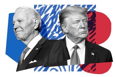 اختلاف بایدن با ترامپ در نوادا بیشتر شد