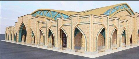 استفاده از طراحیهای ویژه برای احداث پروژه سالن اجتماعات فردوس