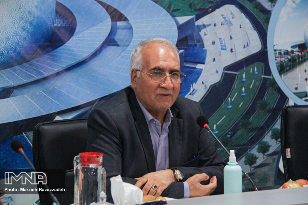 نوروزی: تحول عمرانی اصفهان هر  روز در حال انجام است