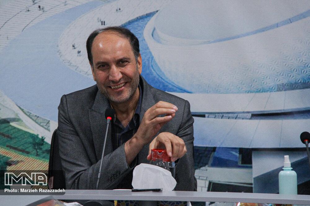 نمایشگاه بزرگ اصفهان منبع تولید سرمایه میشود
