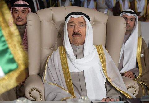 ترامپ به امیر کویت «نشان لیاقت» داد