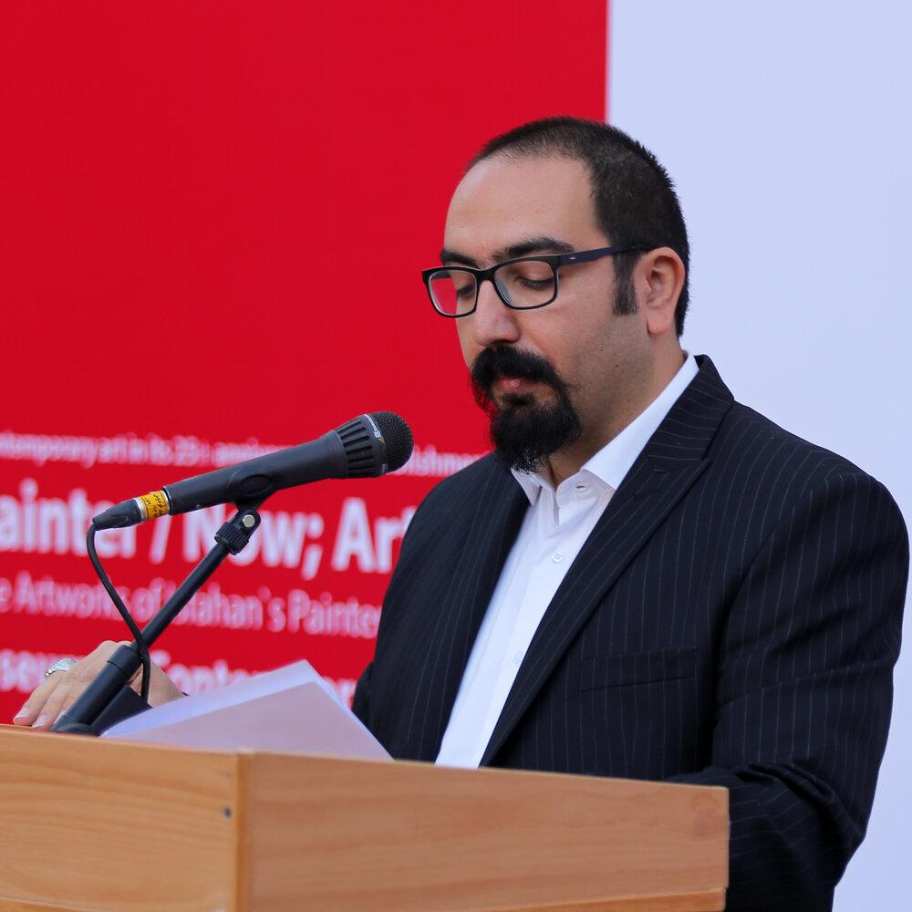 مهدی تمیزی معاون فرهنگی هنری سازمان فرهنگی شهرداری اصفهان شد