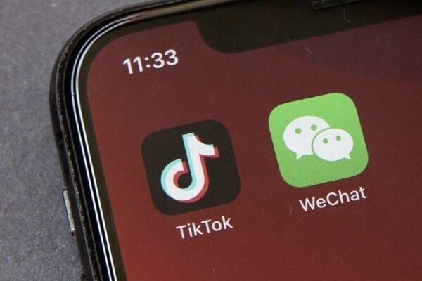 دسترسی به «وی چت» و «تیک تاک» در آمریکا از یکشنبه محدود می شود