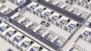 آمادگی آلمان برای مهار کرونا با احداث مرکز درمانی جدید