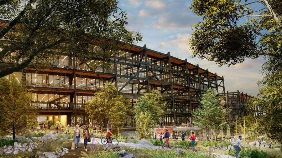 بررسی فنی ساختمانهای هوشمند شهر