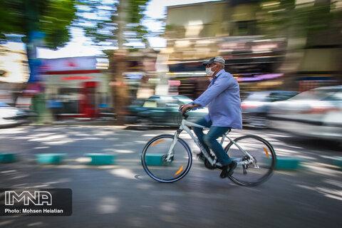 ادارات قم صاحب پارکینگ دوچرخه میشوند