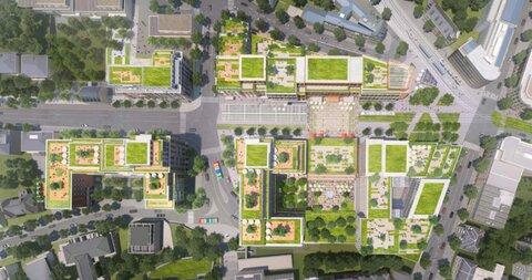 رونمایی لوکزامبورگ از فضاسازی خلاق شهری
