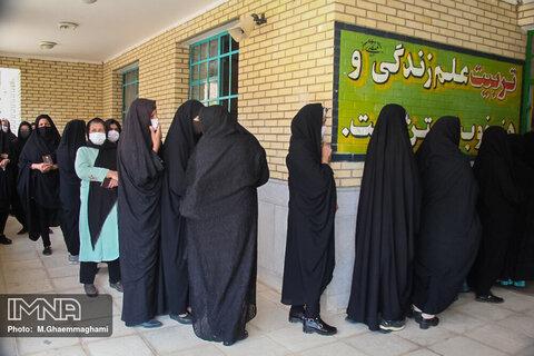 دور دوم انتخابات مجلس شورای اسلامی -لنجان و سمیرم