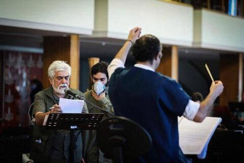 حسین پاکدل دومین روایتگر موسیقی_نمایش علمدار