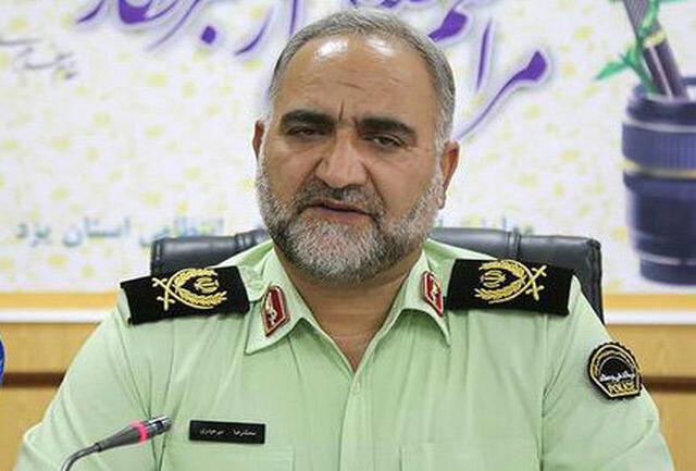 """دستگیری عاملان شهادت شهید"""" اصغر سالارپور"""" مرزبان ناجا"""