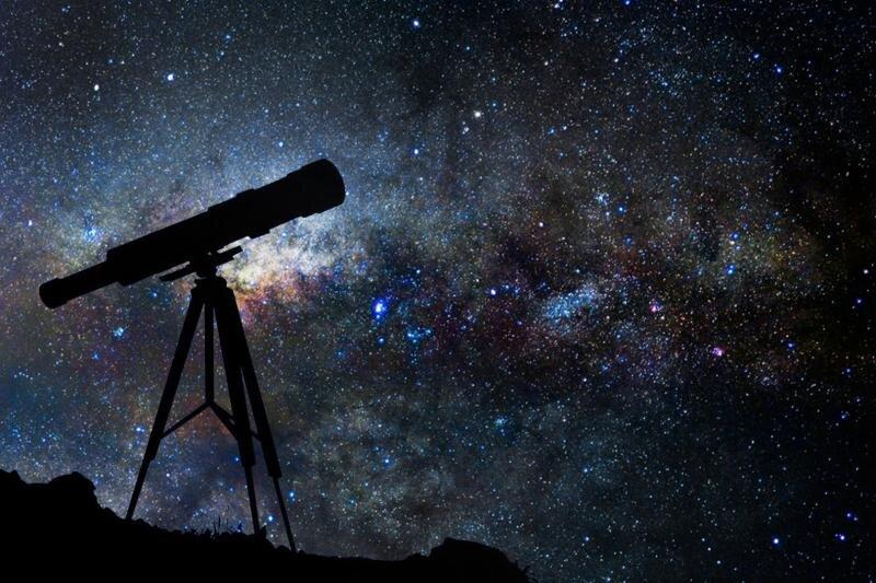 تلسکوپ از چه اجزایی تشکیل شده است؟