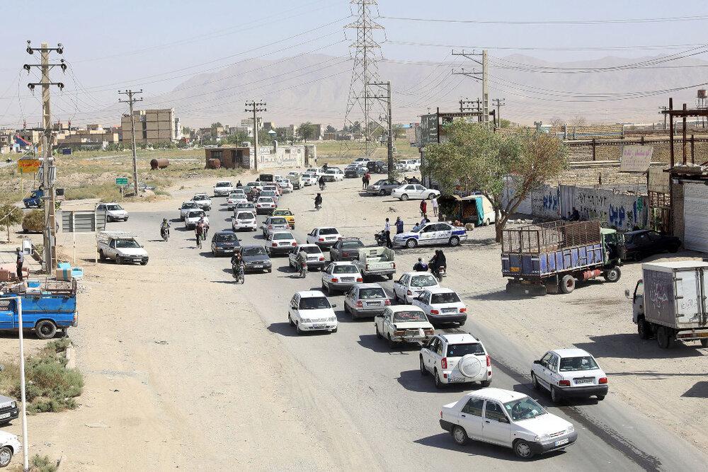 پیشرفت ۹۸ درصدی پل سوارهرو شهید شوشتری مشهد
