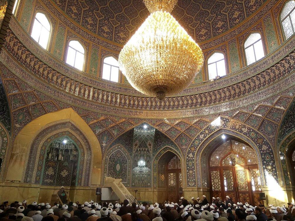 برگزاری دوره آموزشی تخصصی مدیریت مسجد/ شرکت ۱۲۲۱ داوطلب در این طرح