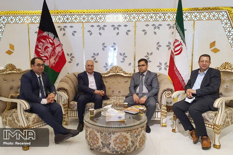 Isfahan, Afghanistan to further cooperation