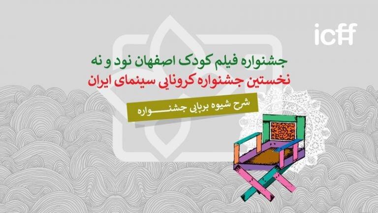 شیوه برگزاری جشنواره فیلم کودک اعلام شد