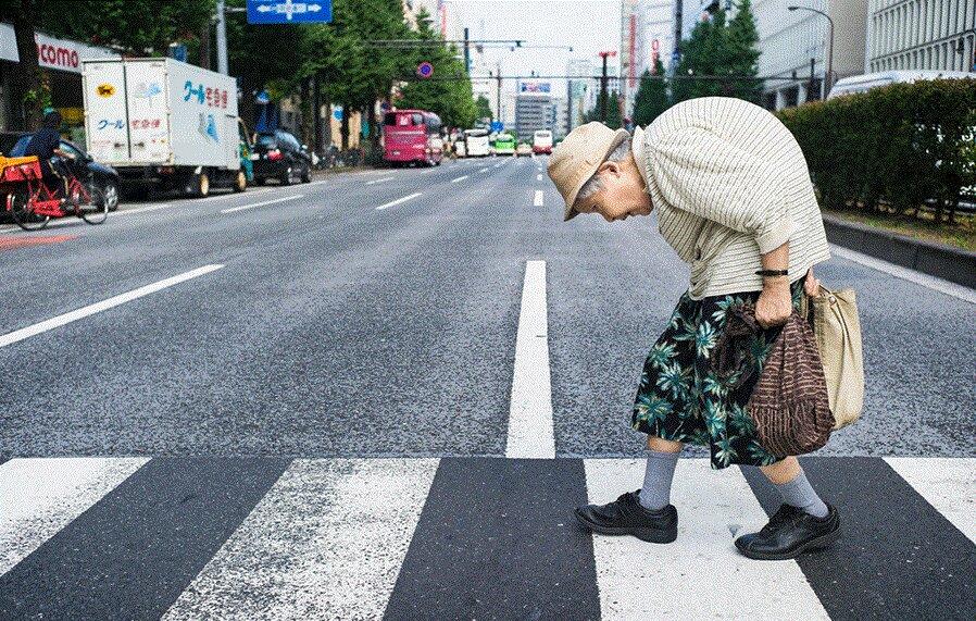 چالشهای طراحی شهری برای سالمندان