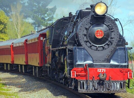 راهاندازی قطار مسافربری سوئد-فنلاند