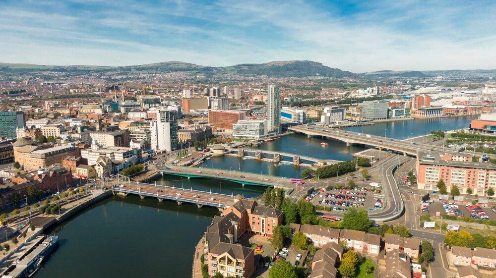 ایرلند از فرهنگ برای تغییر شهر بهره می برد