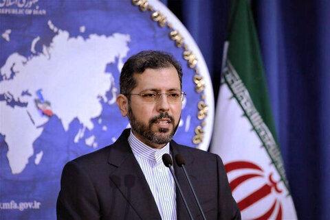اظهارات سخنگوی وزارت خارجه در خصوص بیانیه اتحادیه اروپایی در شورای حقوق بشر