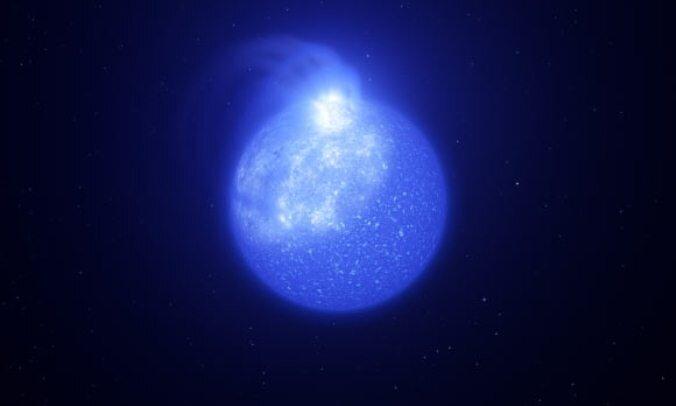 علت وجود لکههای بزرگ روی ستارهها چیست؟
