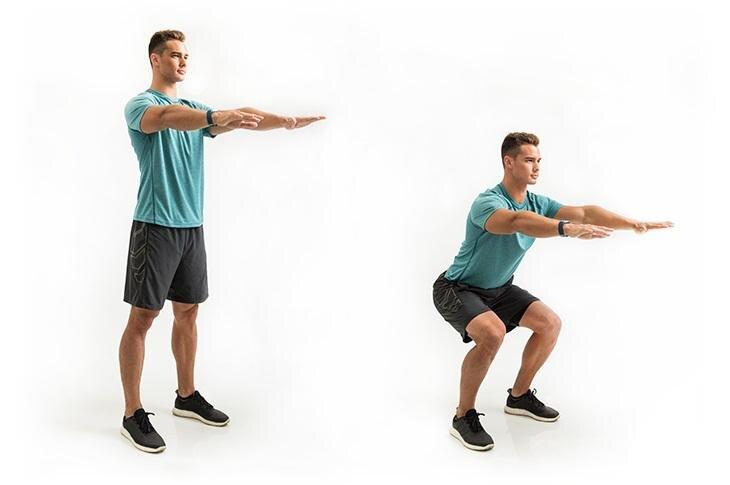 حرکت ورزشی برای بزرگ کردن لگن و عضلات سرینی + آموزش و عکس