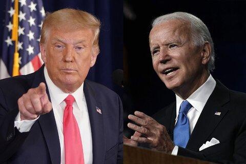 ترامپ: دموکراتها میخواهند «هریس» را رئیسجمهور کنند