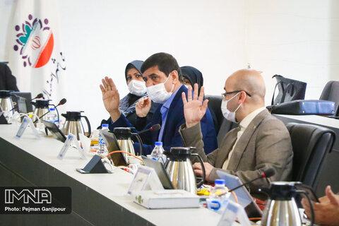 اعضای کمیسیونهای شورای شهر اصفهان مشخص شدند