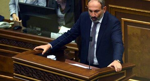 ارمنستان وضعیت جنگی اعلام کرد