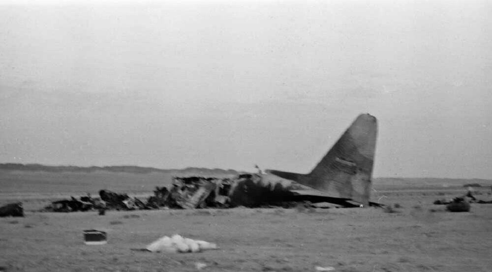 سقوط هواپیمای افسران ارشد نظامی ایران و معمای آن در سال ۱۳۶۰