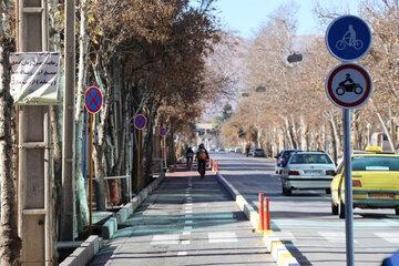 اجرای مسیر ویژه دوچرخهسواری، اصفهان را متحول میکند/ورود موتورسیکلت ممنوع!