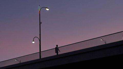 ارتقای سیستم روشنایی معابر و بوستانهای زرند