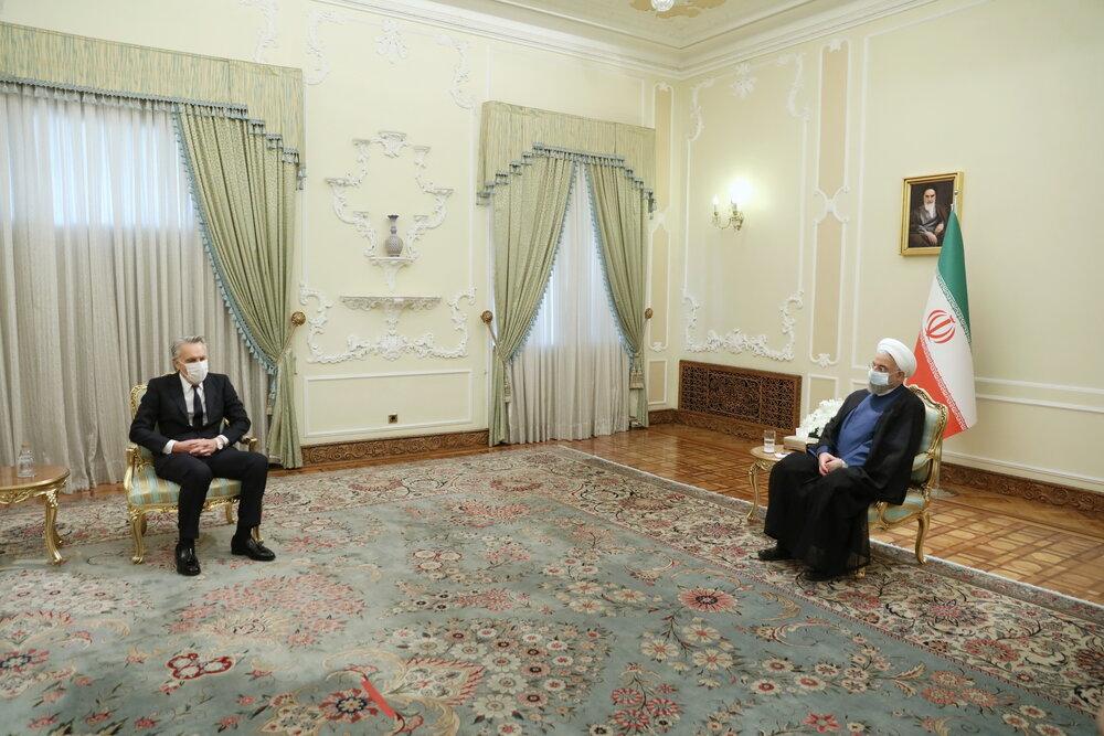 تهران همواره روند دوستی ایران و اسپانیا استقبال میکند