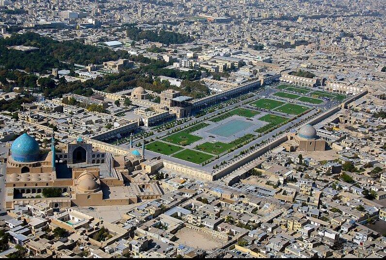 دمیده شدن جانی دوباره در کالبد دولتخانه صفوی اصفهان