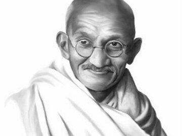 گاندی کیست؟ (زندگی نامه، جملات و سخنان)