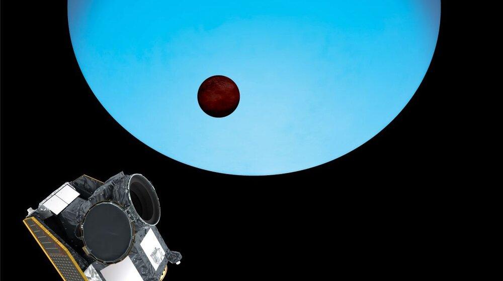 داغترین سیاره فراخورشیدی کشف شد