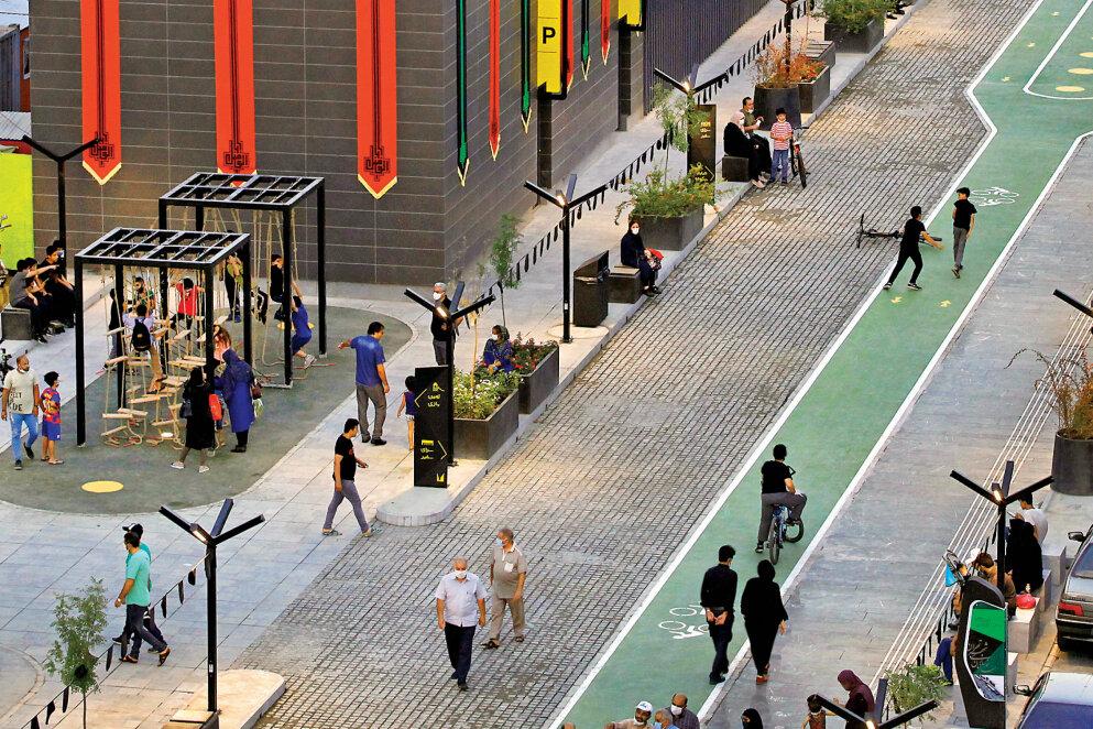 توسعه فضای عمومی در اولویت شهرداریها نیست