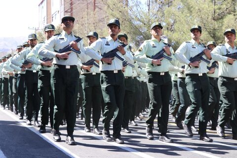 نیروی انتظامی مظهر اقتدار در برابر اخلالگران نظم و امنیت عمومی است