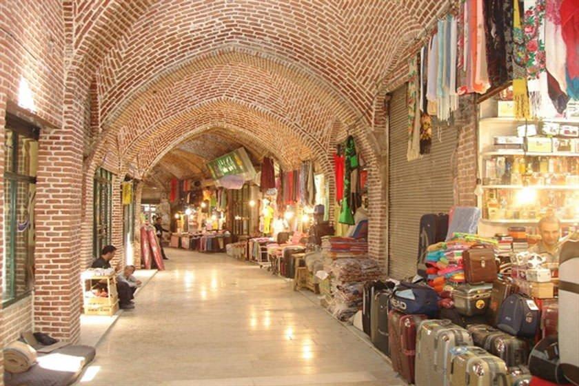ایمنسازی بازار تاریخی ارومیه در حال انجام است
