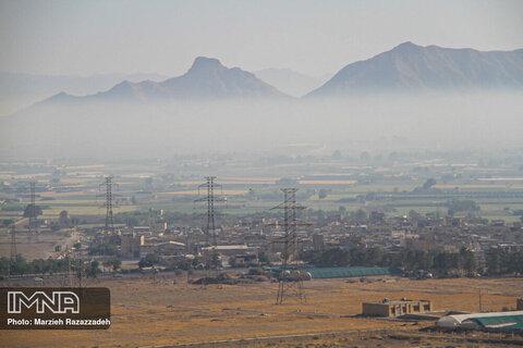 هواشناسی: از فردا شاخص آلودگی هوای اصفهان افزایش مییابد