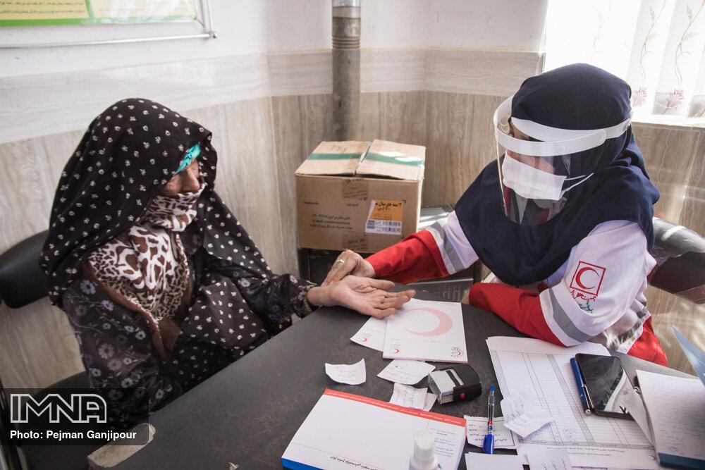 اجرای طرح آمران سلامت در اصفهان