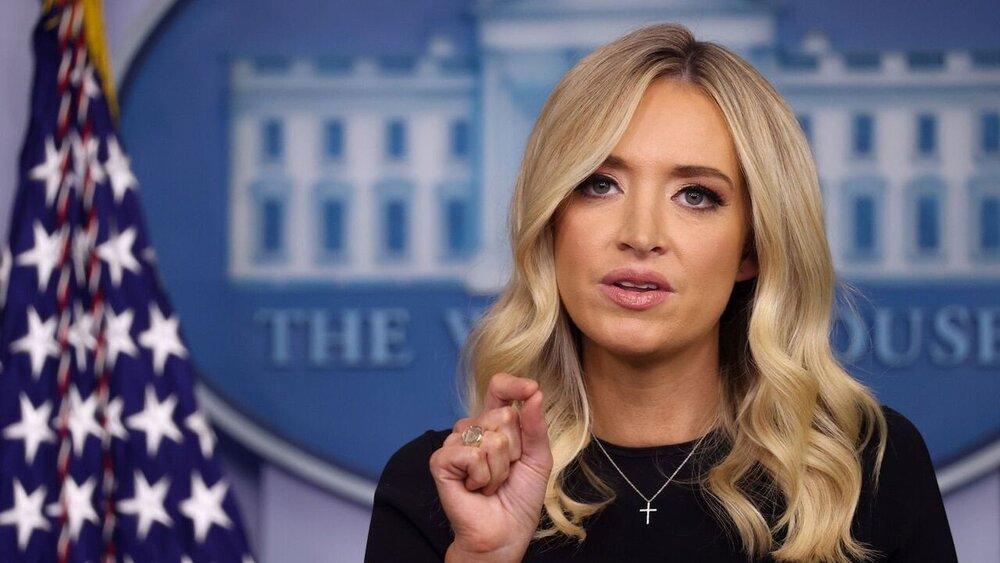 سخنگوی کاخ سفید هم کرونایی شد