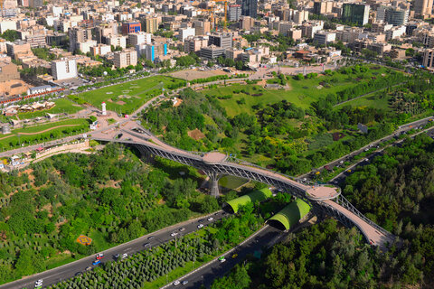 باغبان شهر تهران