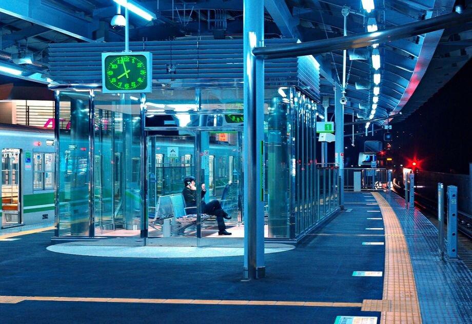 نور آبی و کاهش ۸۴ درصدی خودکشی در ژاپن