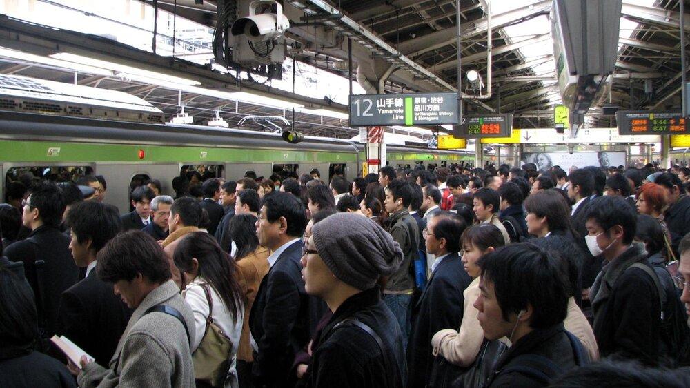 موسیقی؛ راهکاری آرامشبخش در متروهای ژاپن