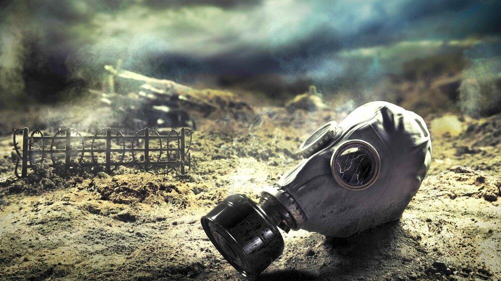 سومار در دل طوفان شیمیایی