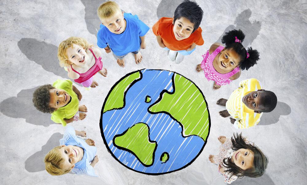 پیام وزوان آنلاین به مناسبت روز جهانی کودک